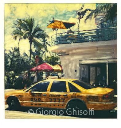 Giorgio Ghisolfi – Vintage Polaroid Manipulations