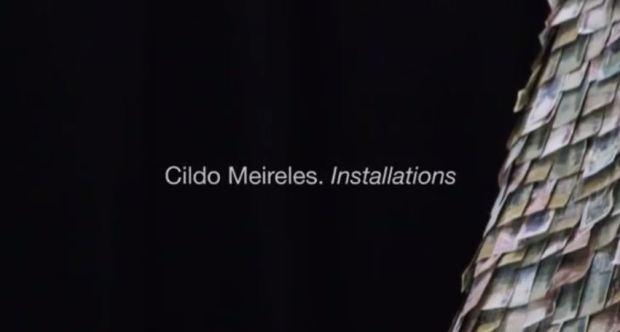 cildo meireles. instalations