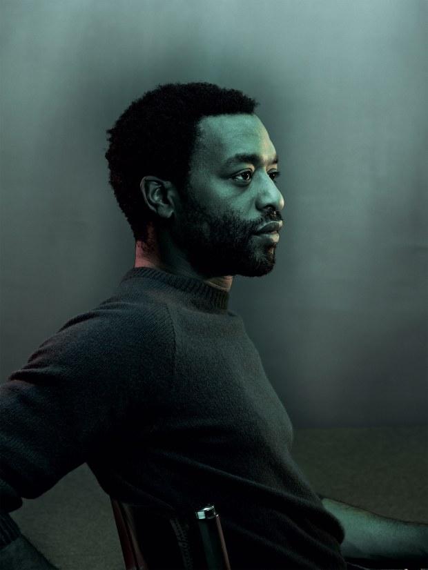 Nadav Kander - Chiwetel Ejiofor