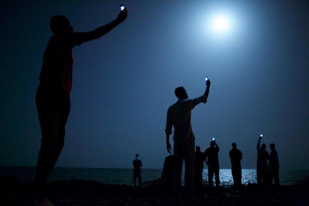 National Geographic - John Stanmeyer, World Press Photo of the Year,  Contemporary Issues