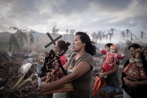 Philippe Lopez - Typhoon Survivors