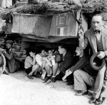 Parigi, le giornate della liberazione (26 agosto 1944) Credits: Rue des Archives /RDA /Tips Images