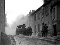 Truppe canadesi nel sud della Francia Credits: Rue des Archives /RDA /Tips Images