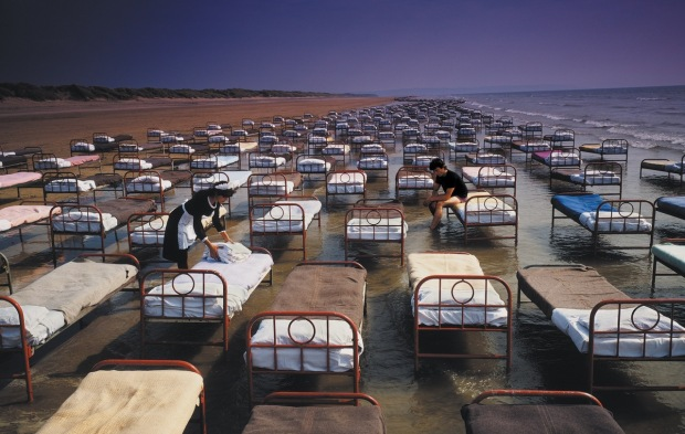 A Momentary Lapse of Reason, Pink Floid (1987)