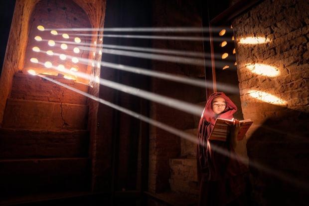 Merit Prize Winner: Light Source - Marcelo Castro