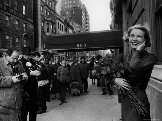 Lisa Larsen - Grace Kelly, New York (1954)