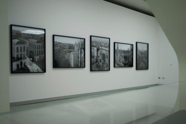 Milanopiazzaduomo, Gabriele Basilico - Museo del 900, Milano